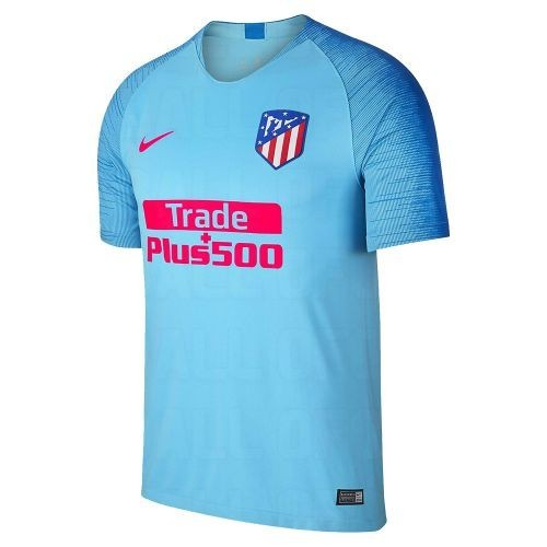 Футбольная футболка Atletico Madrid Гостевая 2018/19 7XL(64)