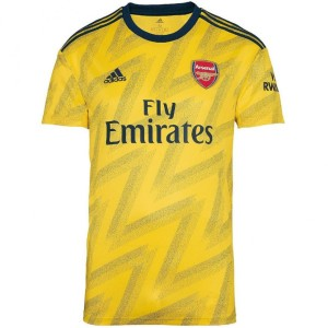 Футбольная футболка для детей Arsenal London Гостевая 2019/20 XL (рост 152 см)