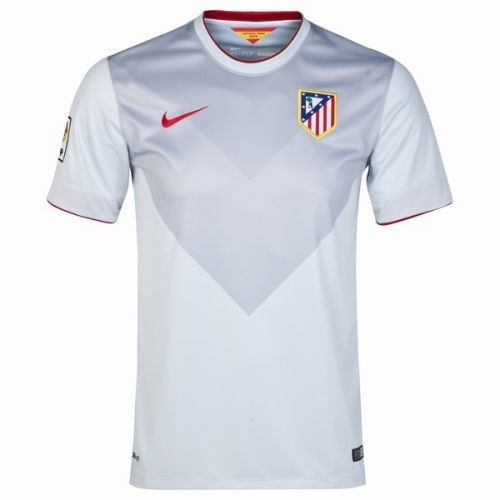 Футбольная футболка Atletico Madrid Гостевая 2014/15 L(48)