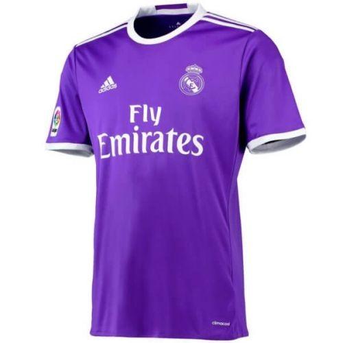 Футбольная футболка Real Madrid Гостевая 2016/17 2XL(52)