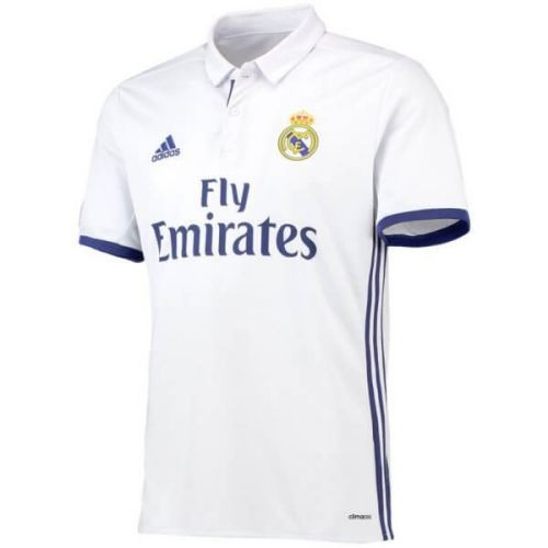 Футбольная футболка Real Madrid Домашняя 2016/17 4XL(58)