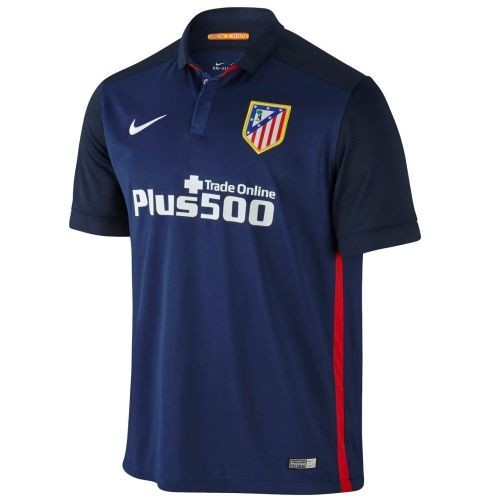 Футбольная футболка Atletico Madrid Гостевая 2015/16 5XL(60)