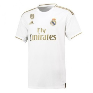 Футбольная форма для детей Real Madrid Домашняя 2019/20 L (рост 140 см)