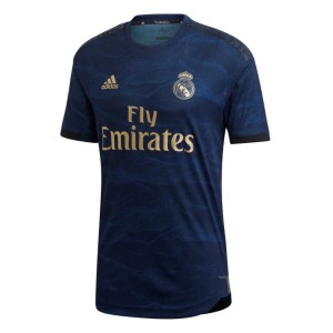 Футбольная футболка для детей Real Madrid Гостевая 2019/20 2XL (рост 164 см)