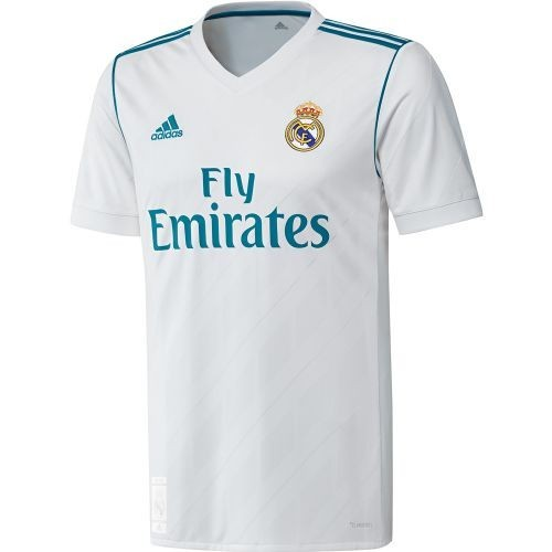Футбольная форма Real Madrid Домашняя 2017/18 5XL(60)