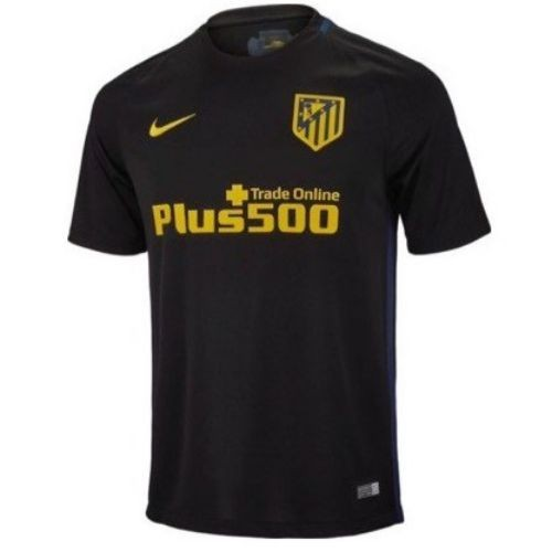 Футбольная форма Atletico Madrid Гостевая 2016/17 7XL(64)