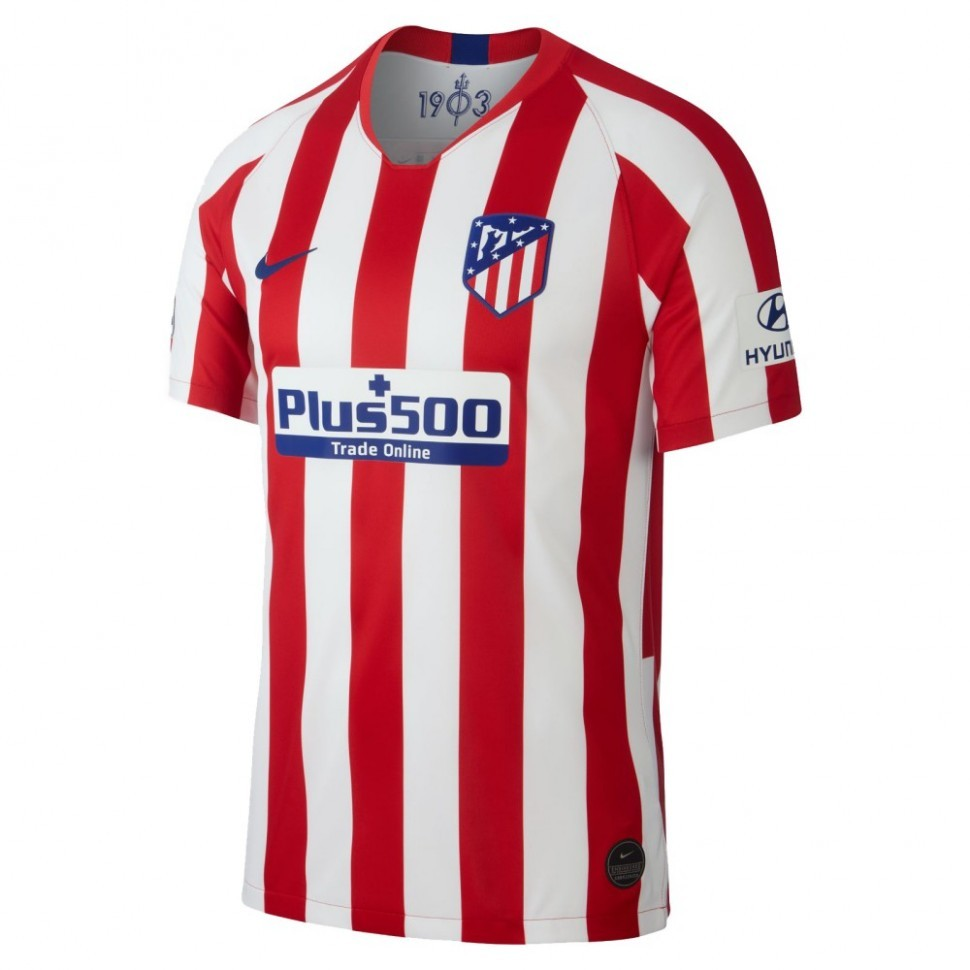 Футбольная форма Atletico Madrid Домашняя 2019/20 M(46)