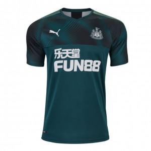 Футбольная форма Newcastle United Гостевая 2019/20 L(48)