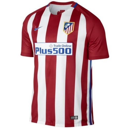 Футбольная футболка Atletico Madrid Домашняя 2016/17 S(44)