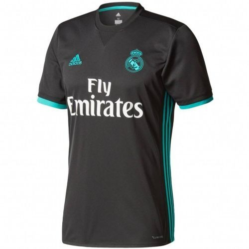 Футбольная футболка Real Madrid Гостевая 2017/18 XL(50)