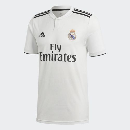 Футбольная футболка Real Madrid Домашняя 2018/19 2XL(52)