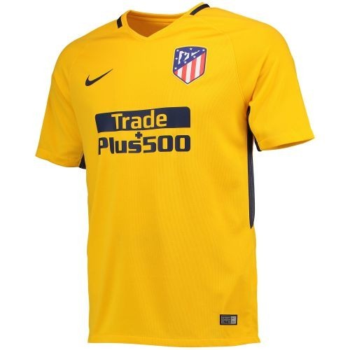 Футбольная футболка Atletico Madrid Гостевая 2017/18 3XL(56)